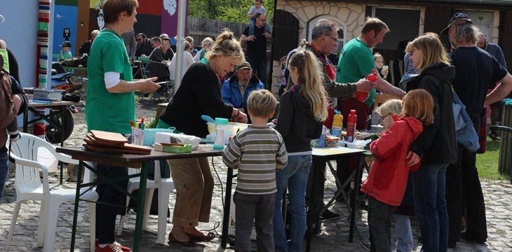 2. Kürbis-Pflanzfest am 01. Mai 2016