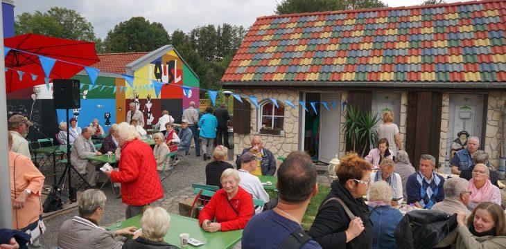 Wir feiern wieder unser LAUSL-Pflanzfest – am 05.05.2019 auf zum Zollstockmuseum :-)