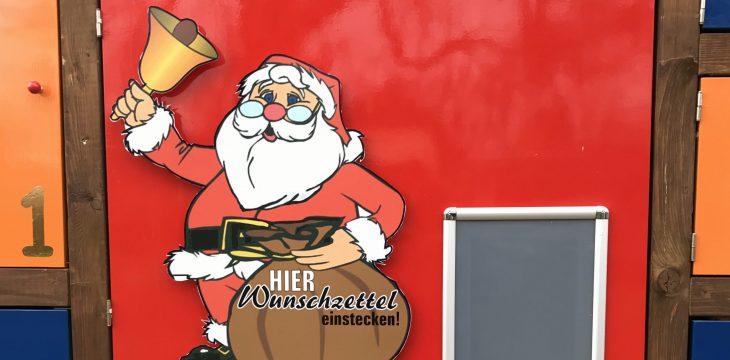 """Fröhlich weihnachtlich """"vorgeglüht"""" :-) + Start des LAUSL – Adventskalenders 2017"""