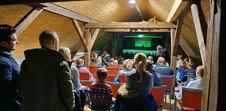 16.02.2020 um 16 Uhr wieder Puppentheater im LAUSL-Kalenderhaus