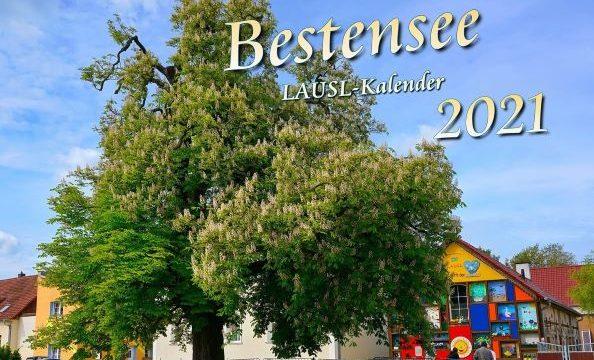 Ab sofort erhältlich – der LAUSL-Kalender 2021 :-)